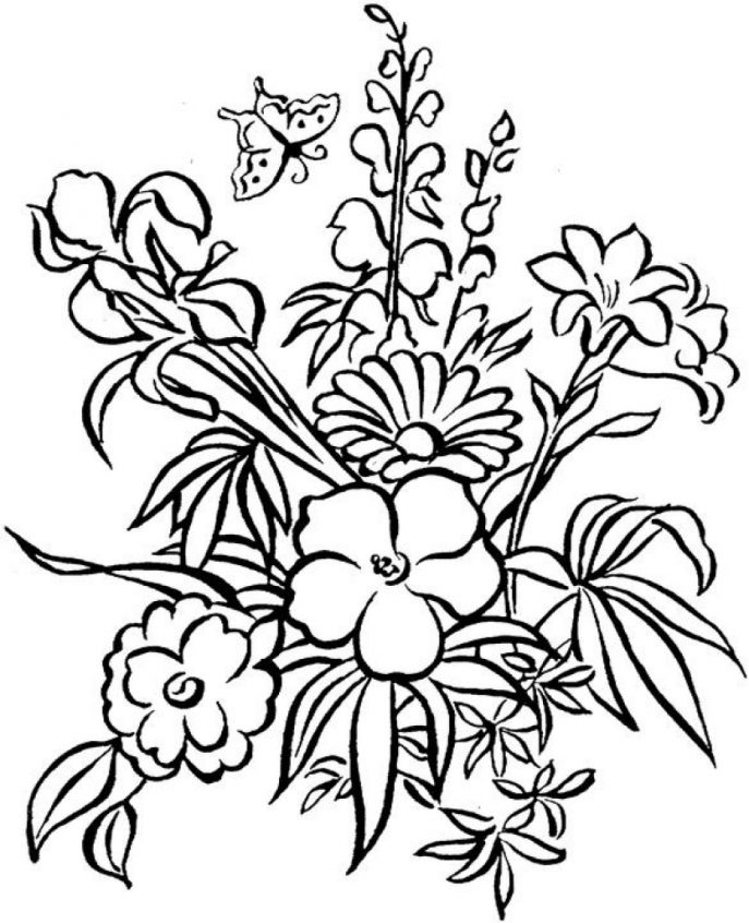 Nature Coloring Pages | Free download best Nature Coloring Pages on ...