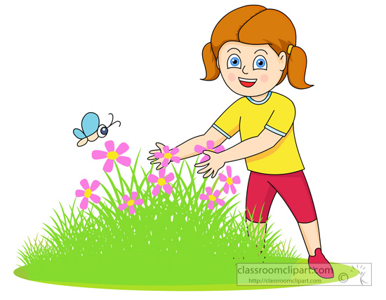 550x428 Free Garden Clipart Pictures