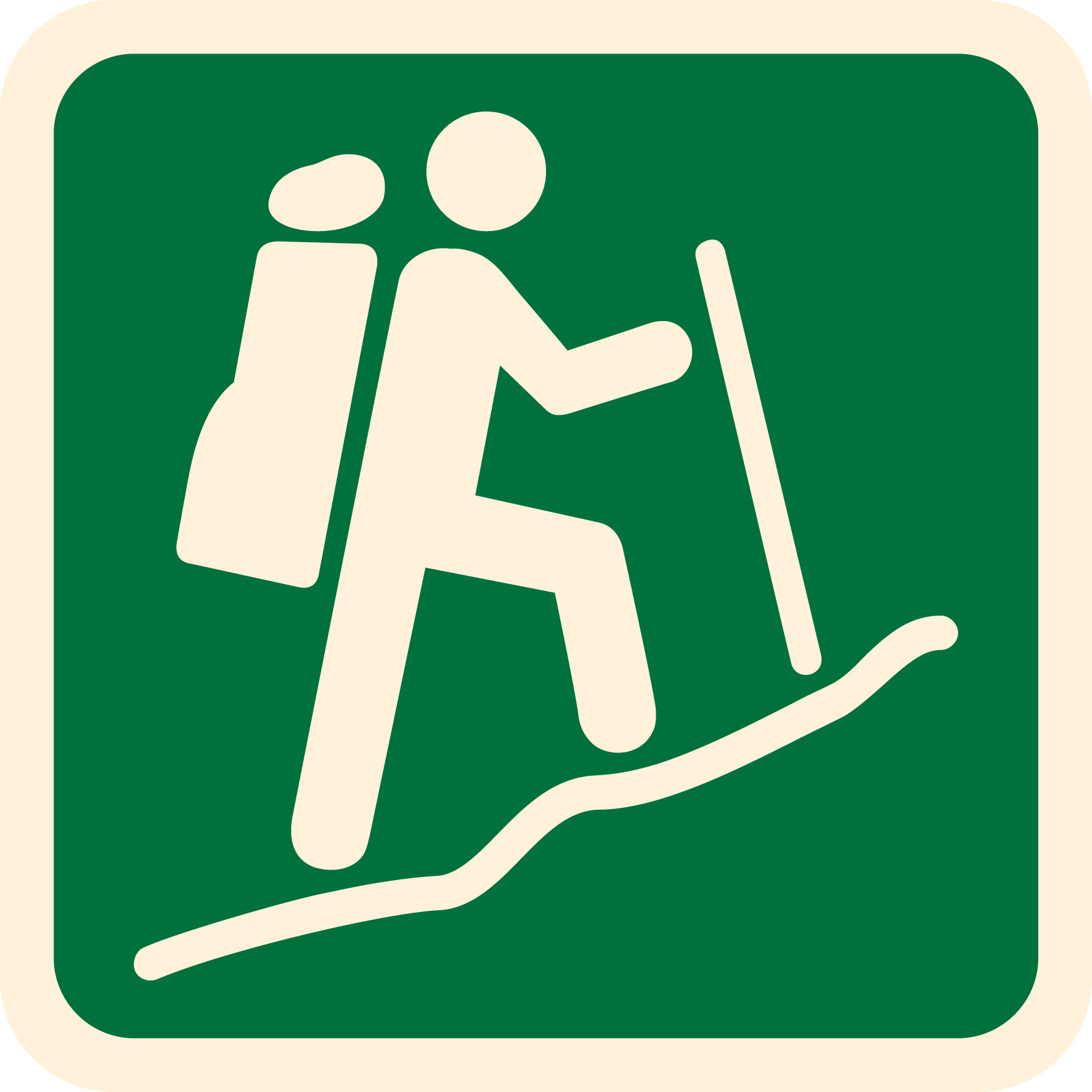 1772x1772 Australian Walking Track Grading System