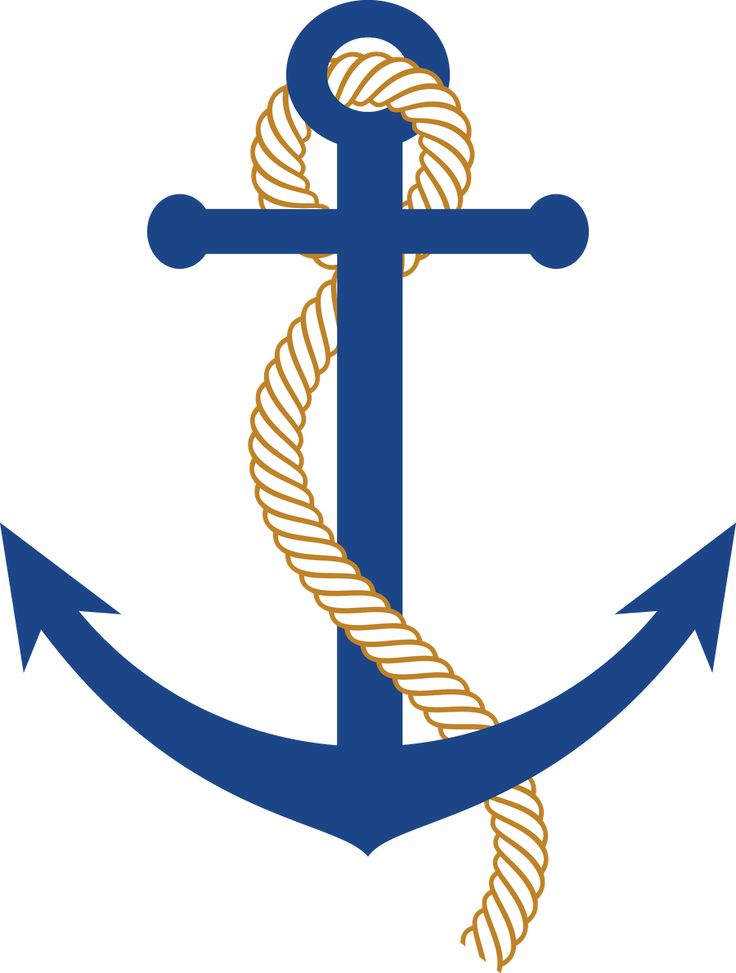 Nautical Anchor Cliparts