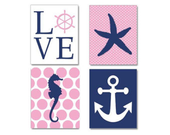 340x270 Anchor Clipart Hot Pink