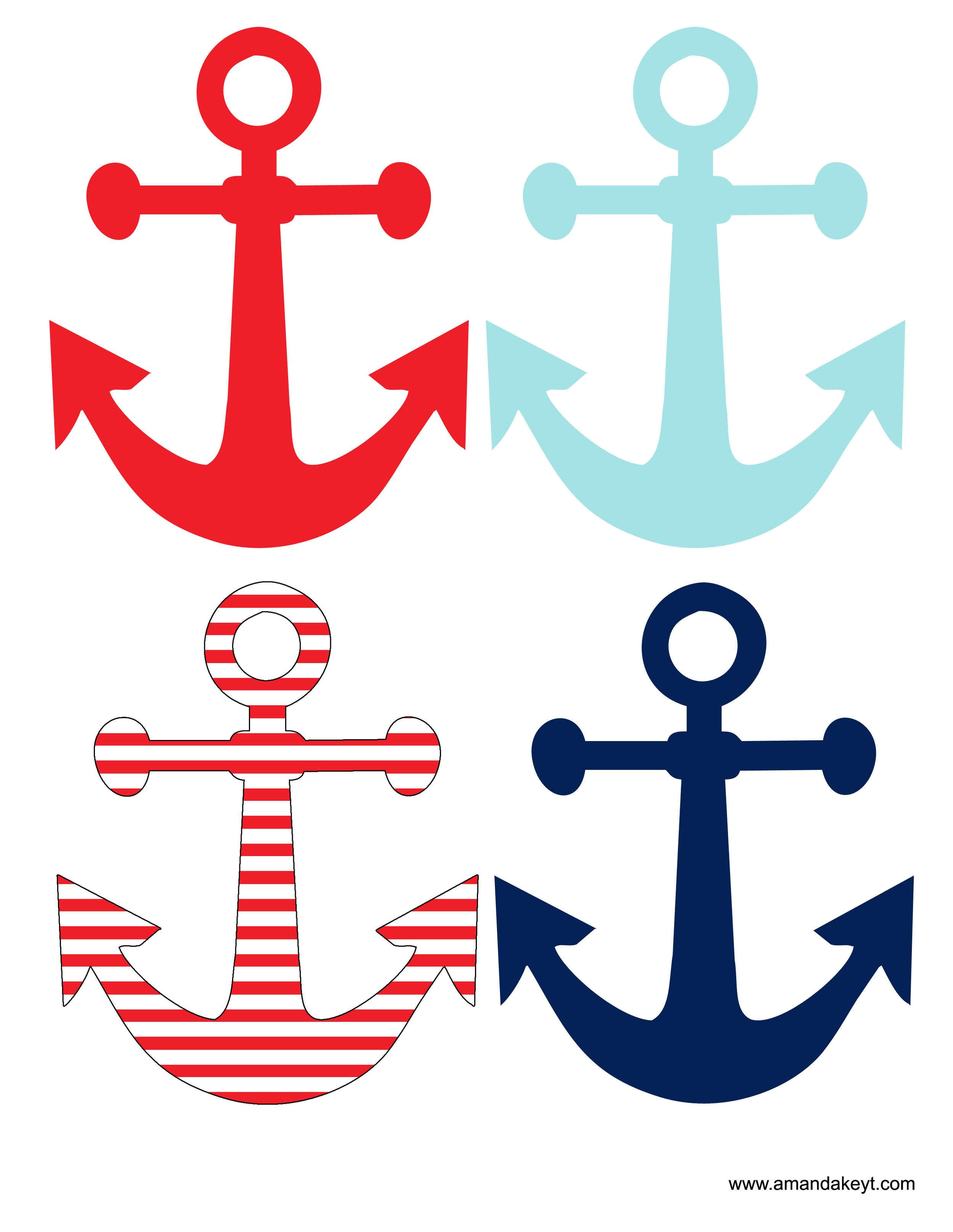 2500x3235 Instant Download Nautical Red Printable Photo Booth Prop Set