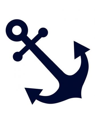 333x431 Anchor Clipart Vector Anchor Nautical Clipart Steampunk Anchor
