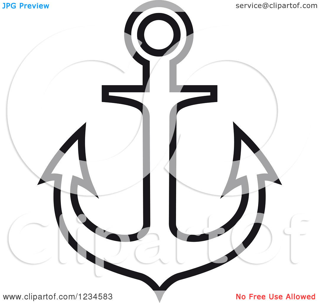 Nautical Clipart Black And White Nautical Clipart Black...