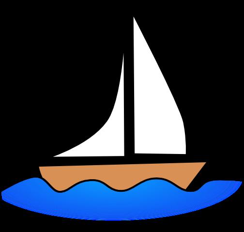 504x479 Clip Art Sailboat