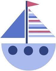 188x240 Free Sailboat Clip Art Image Cartoon Sailboat Drawing Clip Art