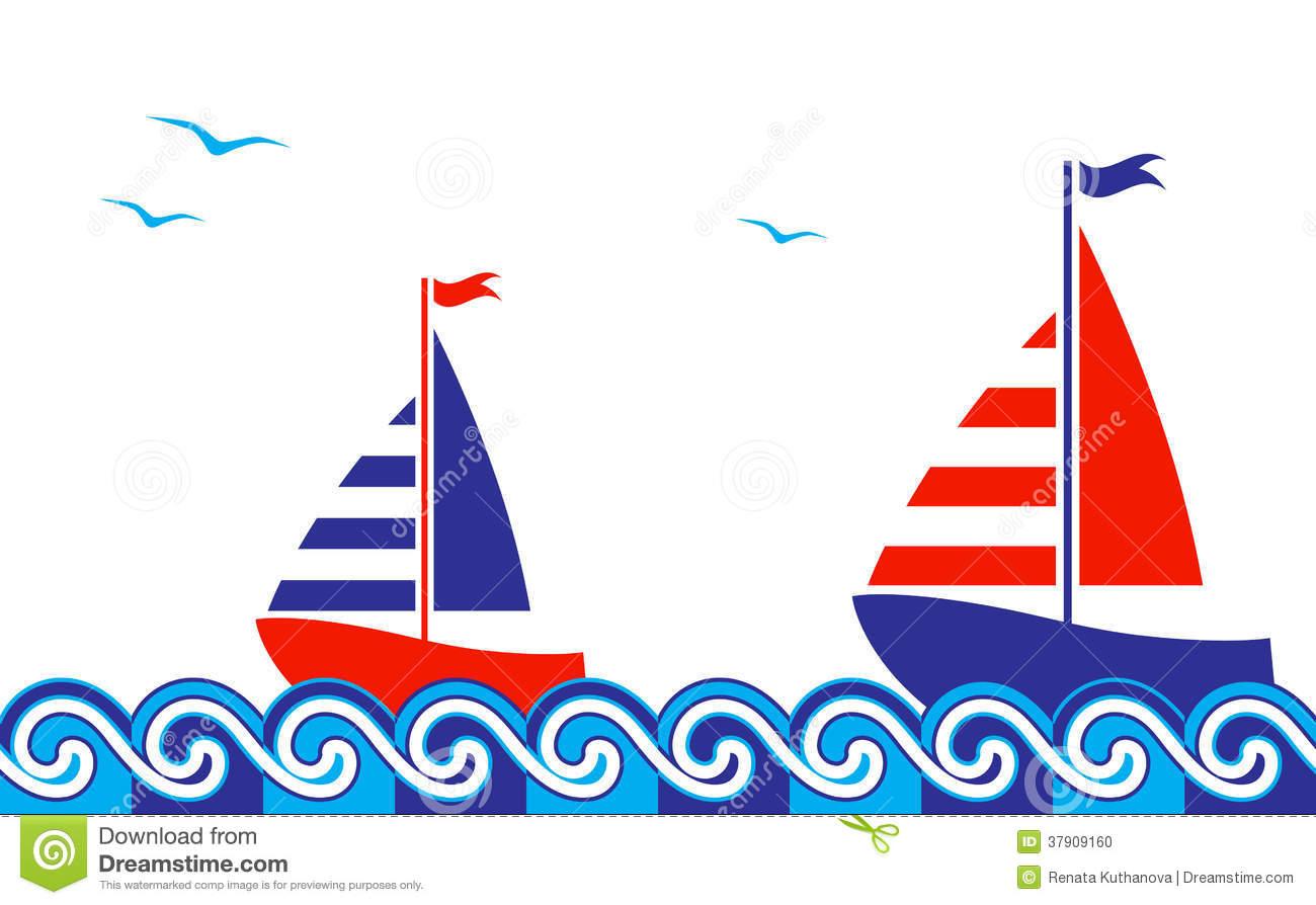 1300x894 Sailing Boat Clipart Nautical Theme
