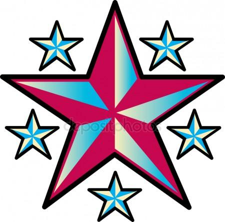 450x444 Nautical Star Stock Vectors, Royalty Free Nautical Star