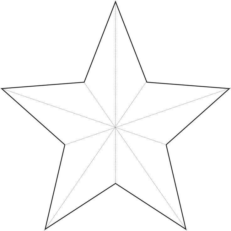 736x736 Best Star Template Ideas Star Template
