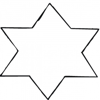 350x350 Star Outline Images Star Outline Printable Clip Art