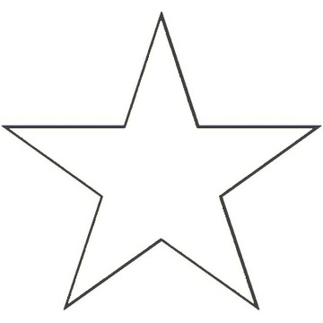 360x360 Star Outline Star Of David Outline Free Pictures