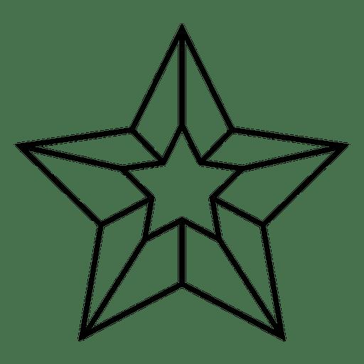 512x512 3d Star Nautical