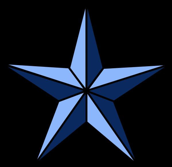 600x580 Western Stars Cliparts 274358