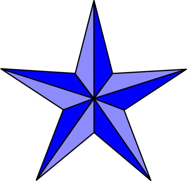600x580 Steampunk Clipart Nautical Star