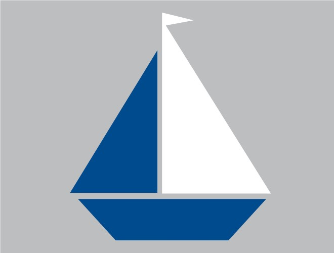 660x500 Image Of Blue Sailboat Clipart Navy Sailboat Clip Art 2