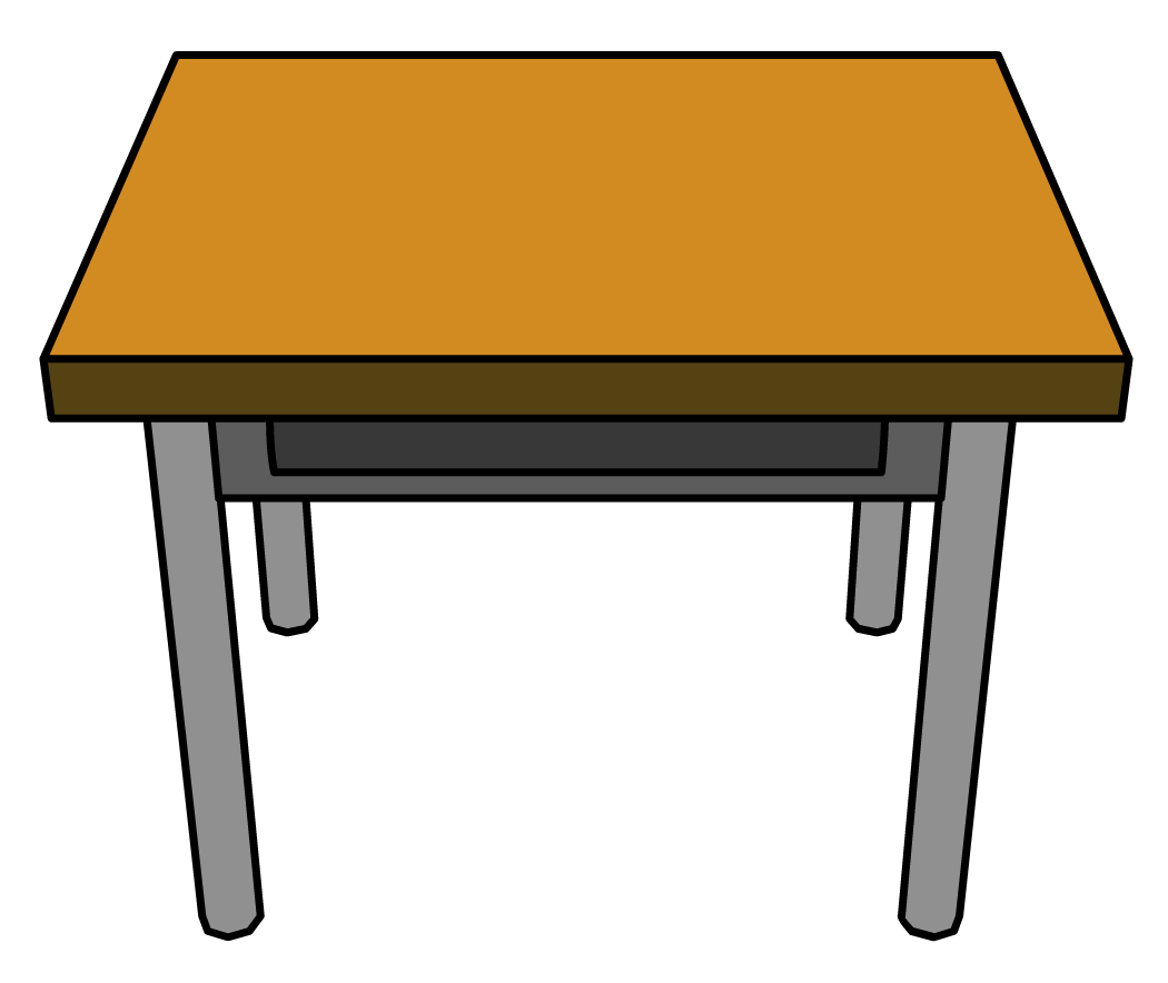 1050x884 Neat Desk Clipart Collection