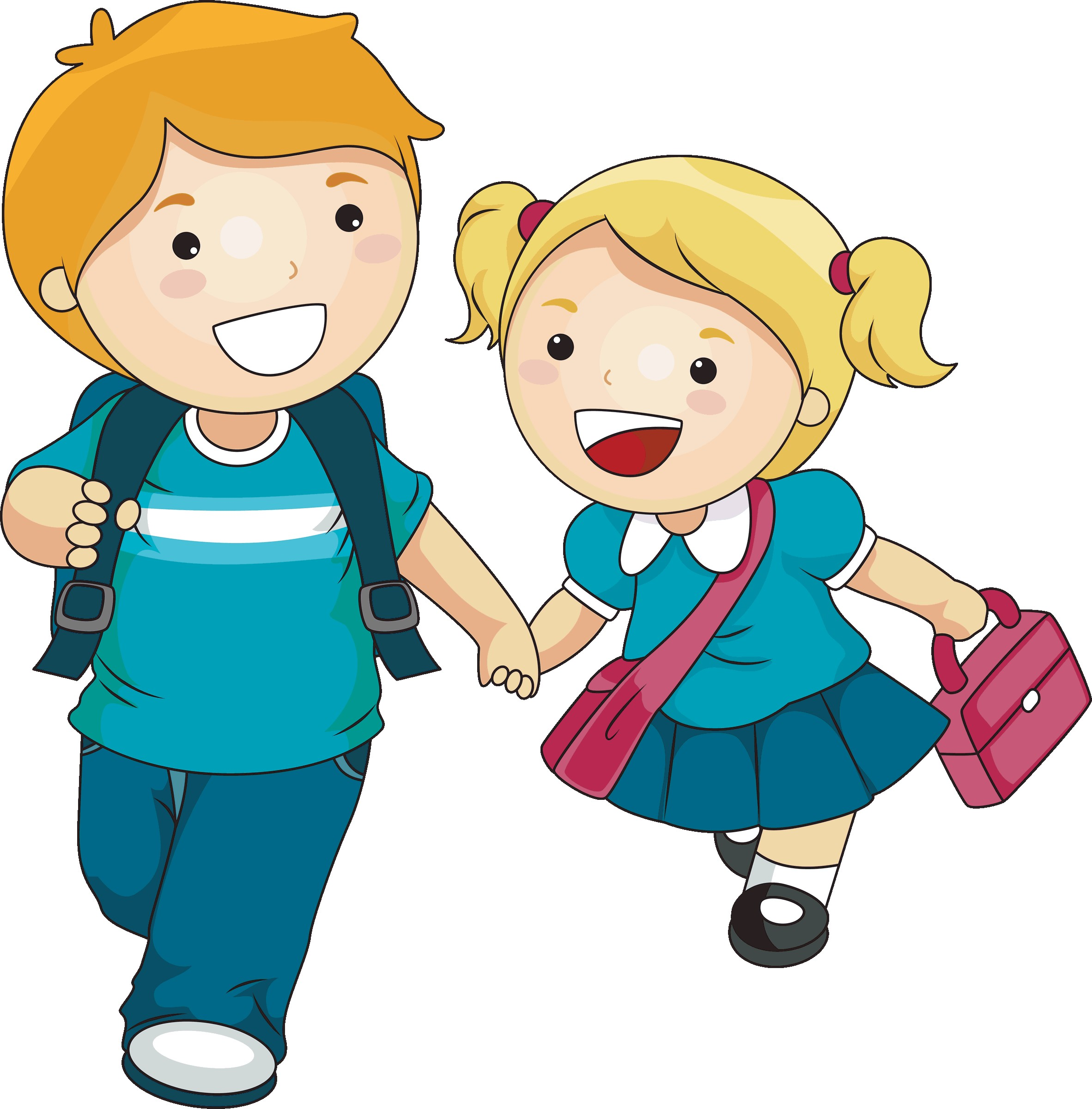2364x2400 Preschooler Clipart