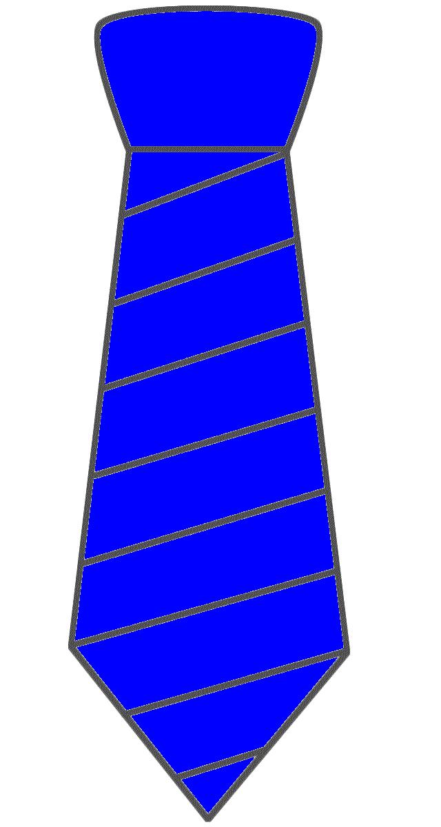 640x1200 Neck Tie Clip Art