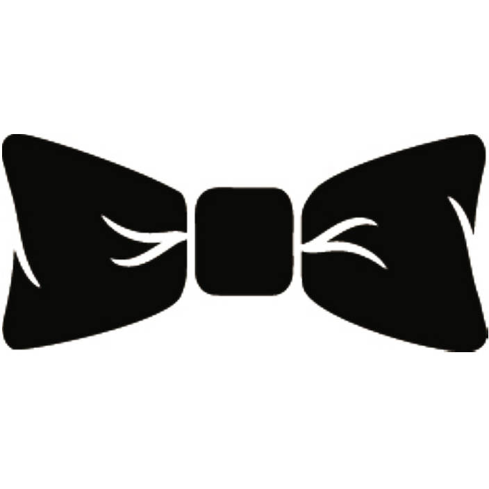 704x704 Bowtie 1 Bow Tie Necktie Neck Tuxedo Suit Wear Clothes