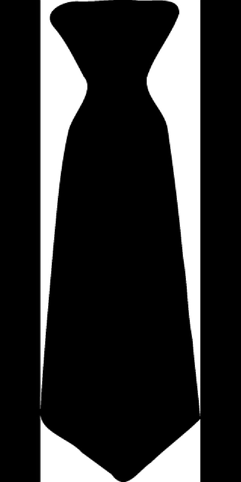 800x1600 NECKTIE, SILHOUETTE, TIE