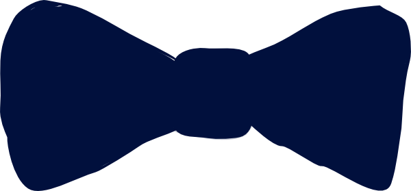600x279 Blue Bow Tie Clipart, Explore Pictures