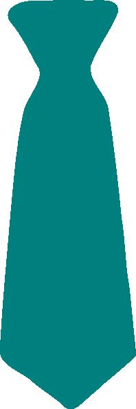 198x596 Blue clipart neck tie