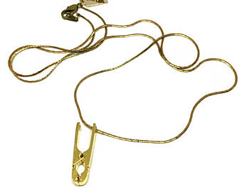 340x270 Roach Clip Necklace Etsy