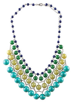 240x340 Necklace Clipart