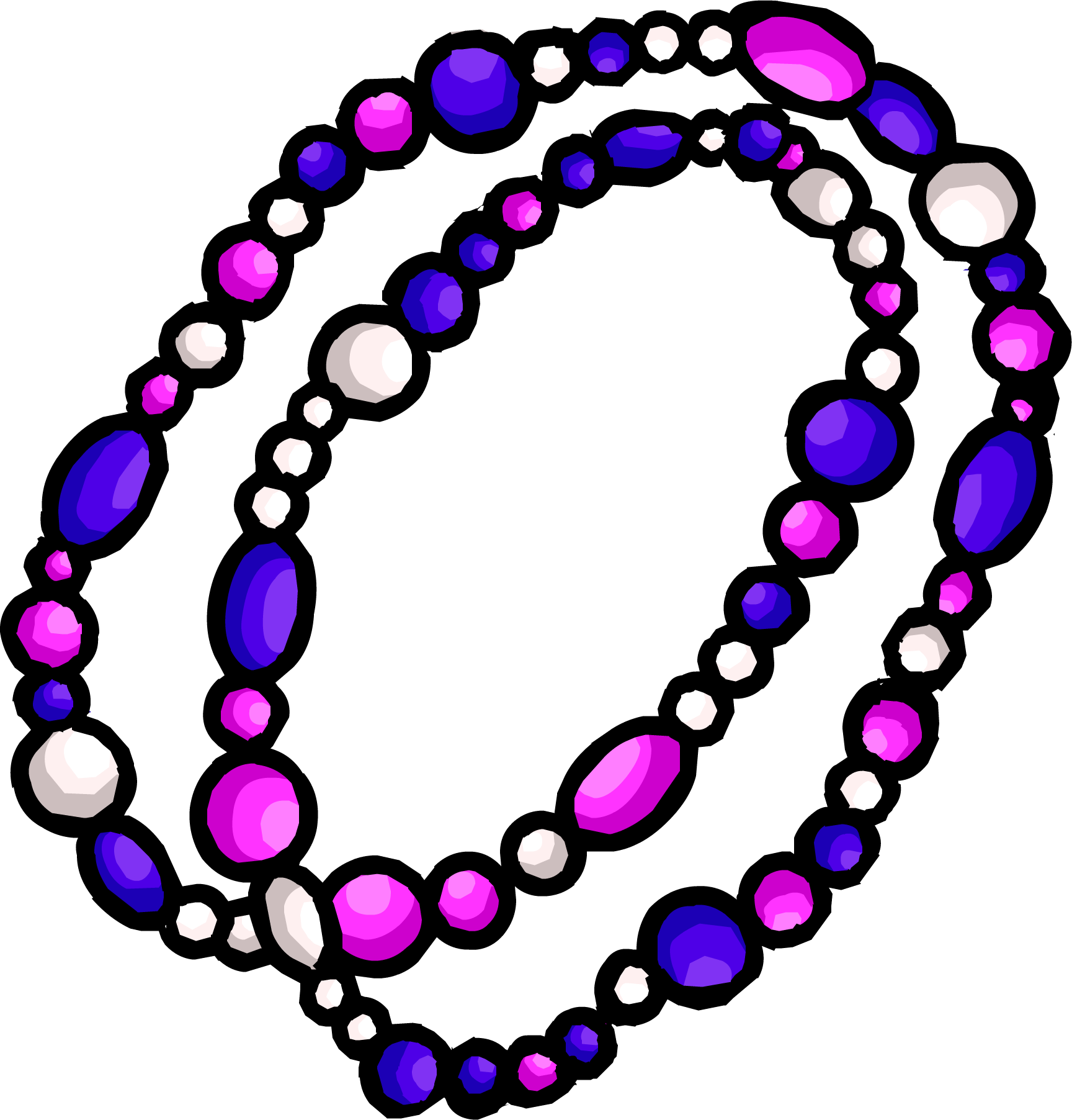 1728x1804 Necklace Clipart Beading