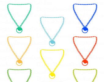 340x270 Necklaces Clipart
