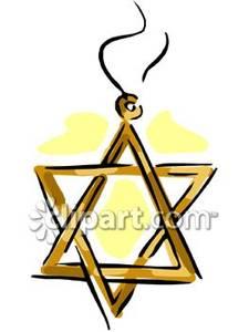 225x300 Pendant Of The Star Of David