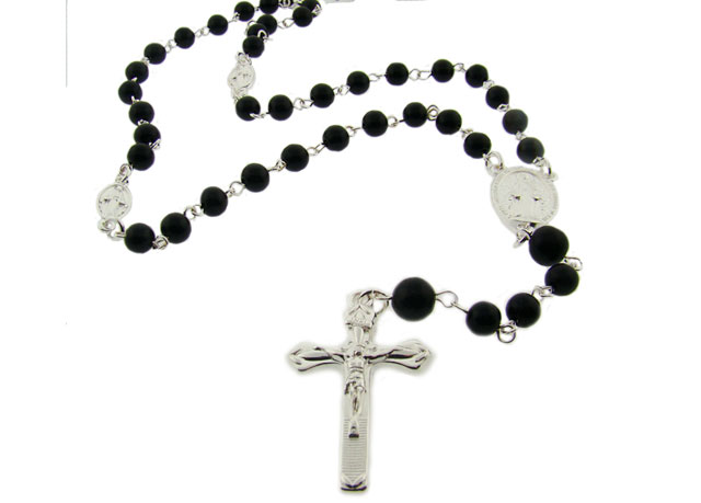 640x459 Rosary Who Am Publish With Clip Art Image