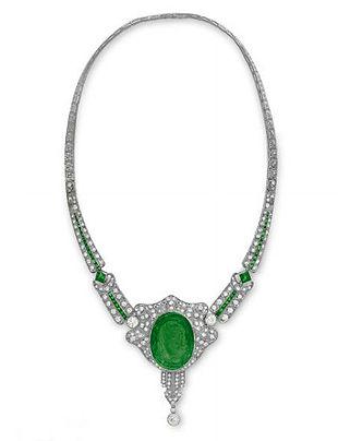310x404 Diamond Necklace Clip Art