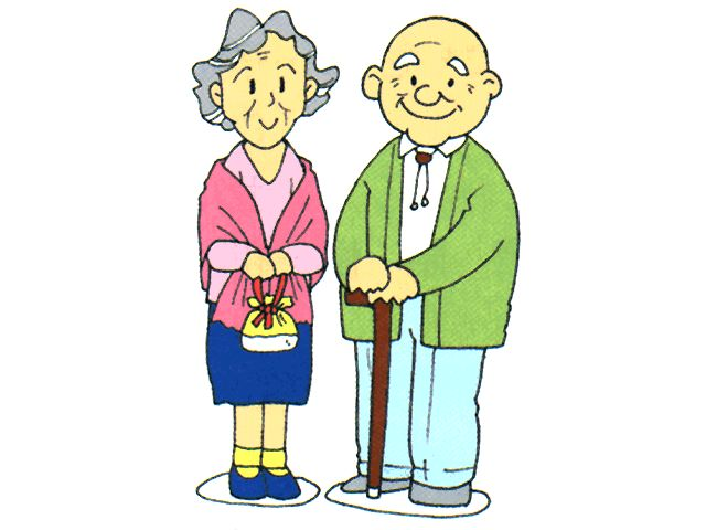 640x480 Old People Clip Art Amp Old People Clipart Images