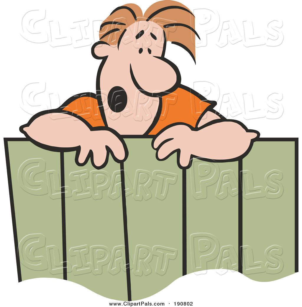 1024x1044 Cartoon Neighbors Clipart