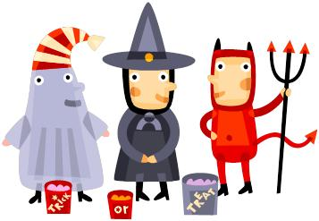357x247 Costume Clipart Fall Party