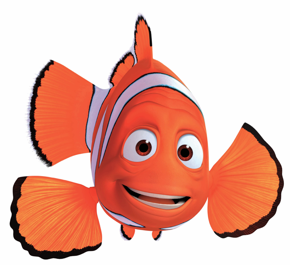 Nemo Clipart Black And White   Free download on ClipArtMag