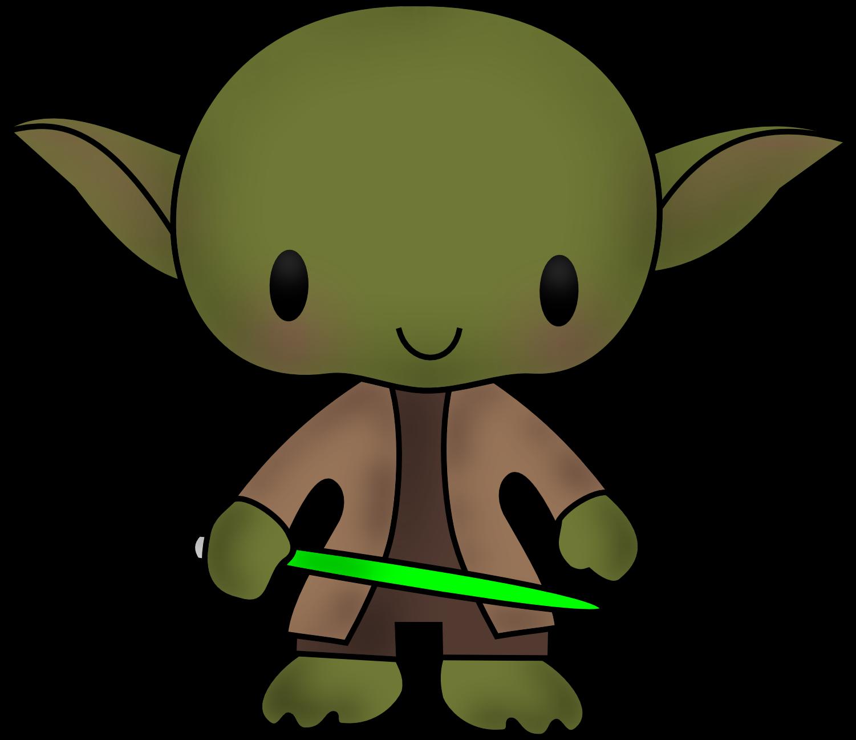 1501x1297 Cute Yoda Clipart Clipartfest