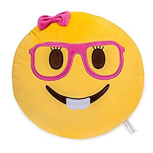 300x300 Poop Emoji Pillow,cute Girl Emoticon With Pink