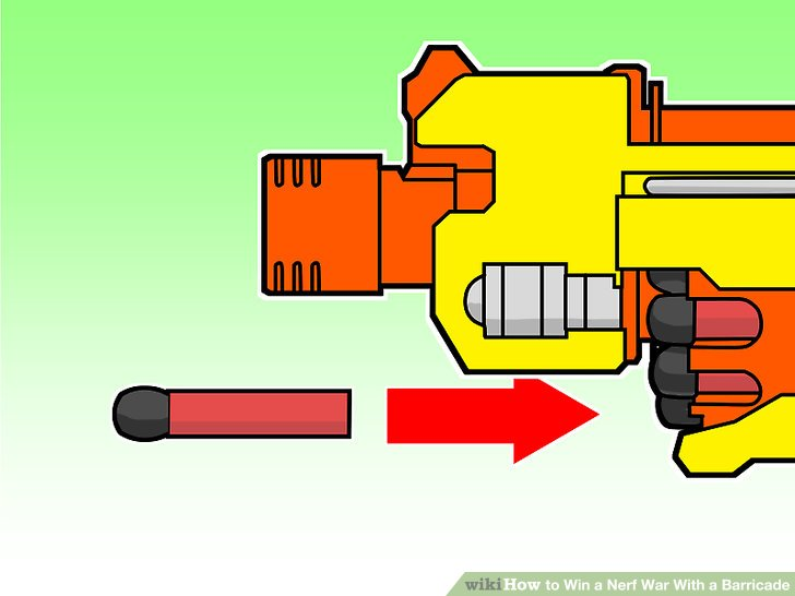 728x546 How To Win A Nerf War With A Barricade 6 Steps (With Pictures)