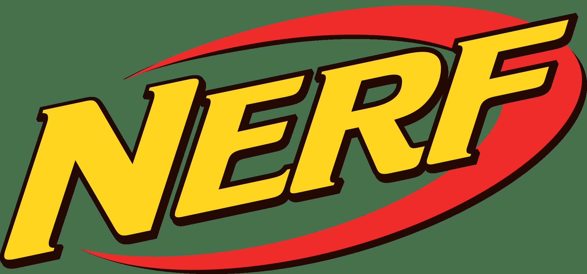 2000x933 Nerf Clip Art