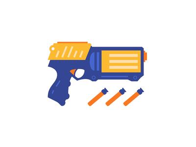 400x300 Nerf Gun by Phil Selander