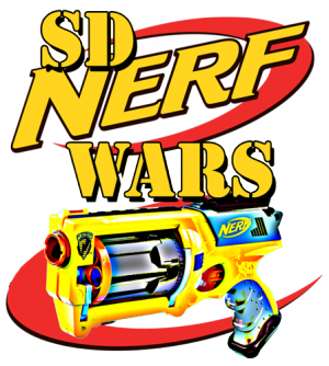 300x334 Nerf Parties and Nerf Wars SD School of Martial Arts and Fitness