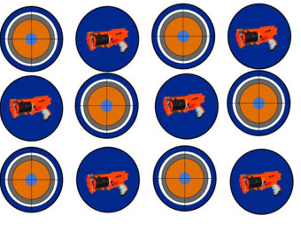 340x270 Nerf guns Etsy