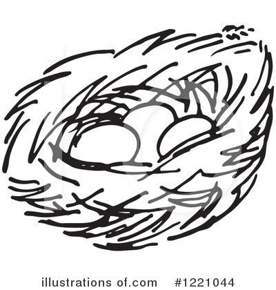 400x420 Nest Clipart