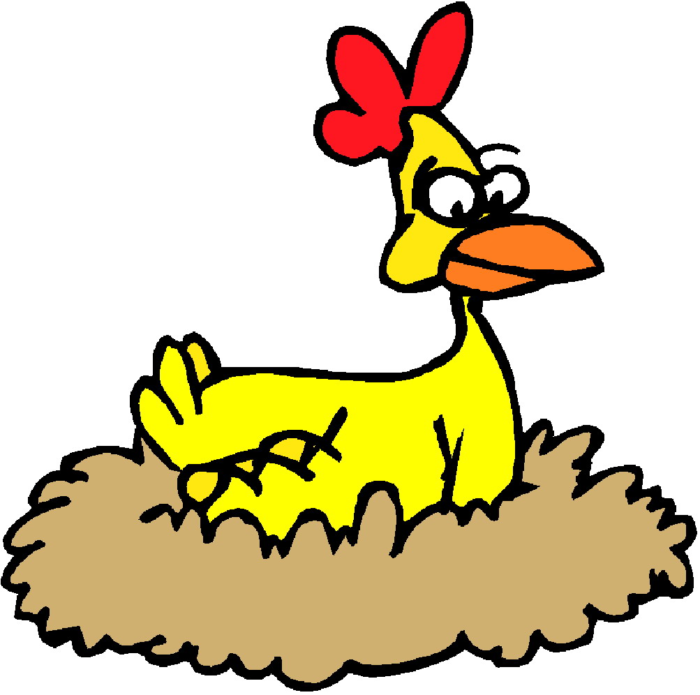 1003x996 Chickens Clip Art 3