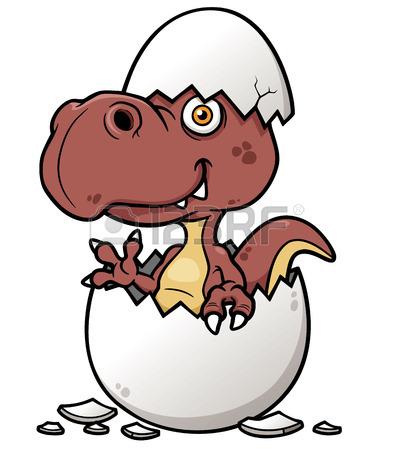 394x450 Dinosaur Nest Clipart