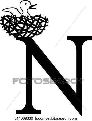 357x470 Clipart Of , Alphabet, Capital, Child, Kid, Kid'S, Letter, Hand