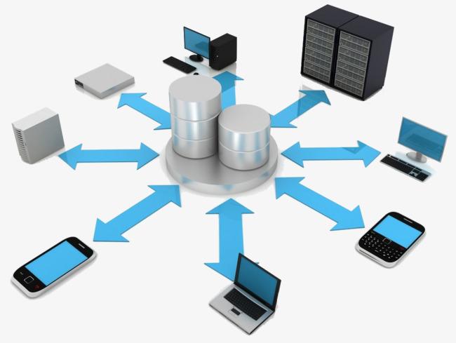 650x489 Network Structure, Internet Computer, Technology Background