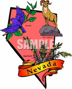 241x300 State Bird, Animal, And Flower Of Nevada